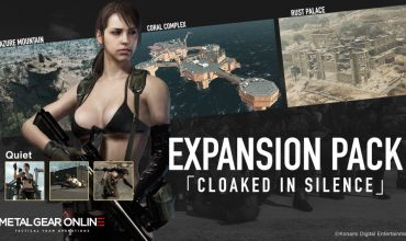 Metal Gear Online, disponibile il DLC Cloaked in Silence