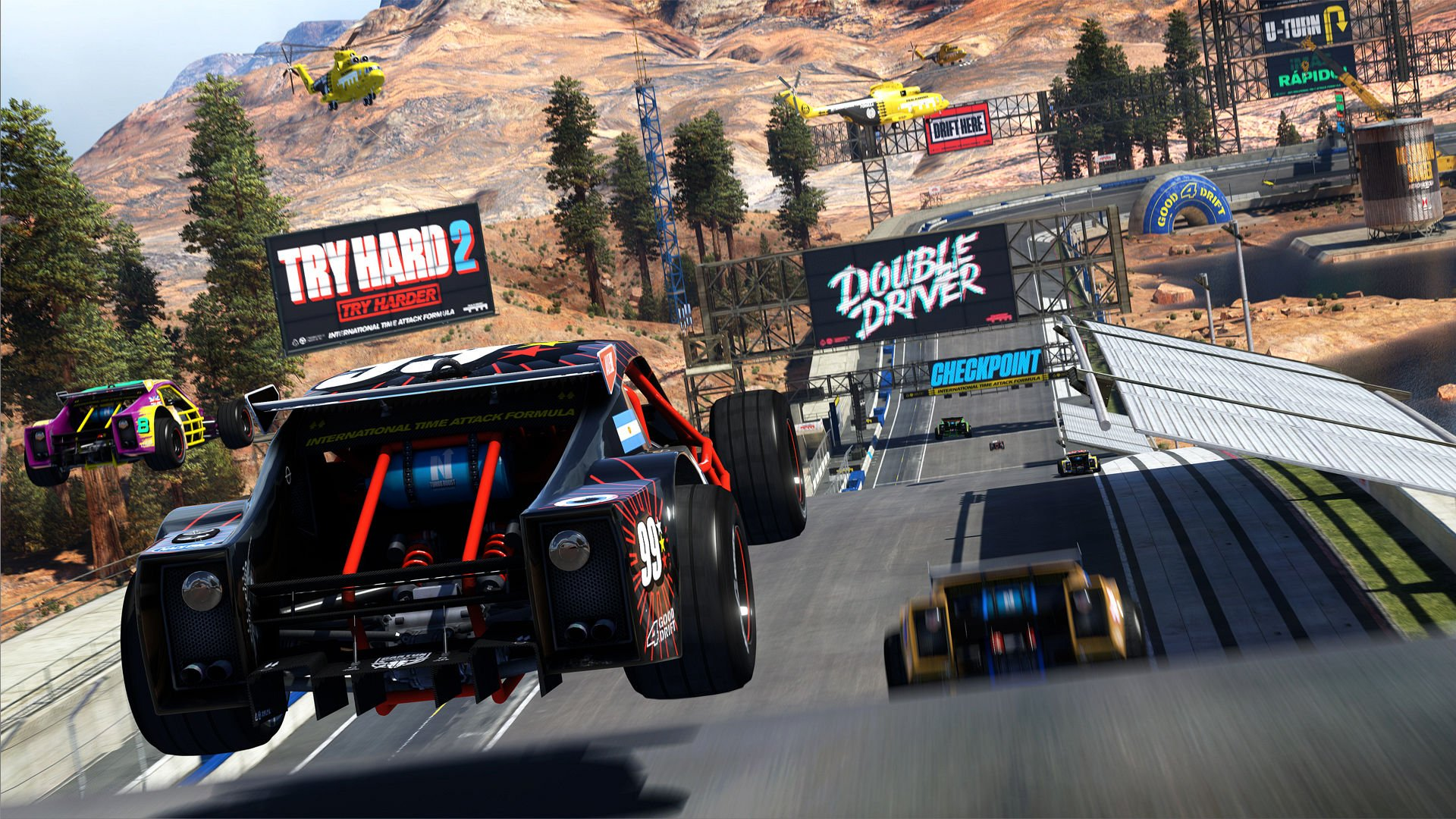 Open Beta di TrackMania Turbo
