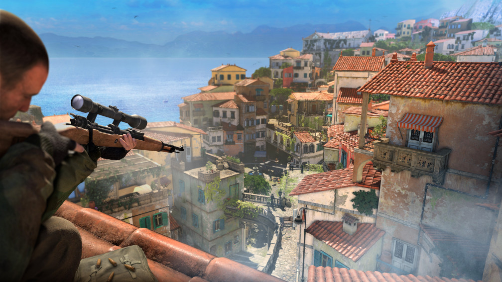 Sniper Elite 4 nel 2016 screenshot