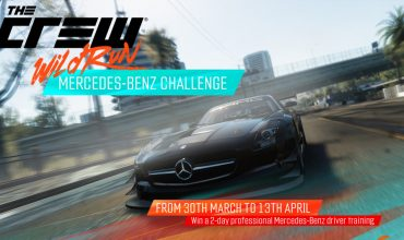 The Crew, annunciata la sfida Mercedes-Benz