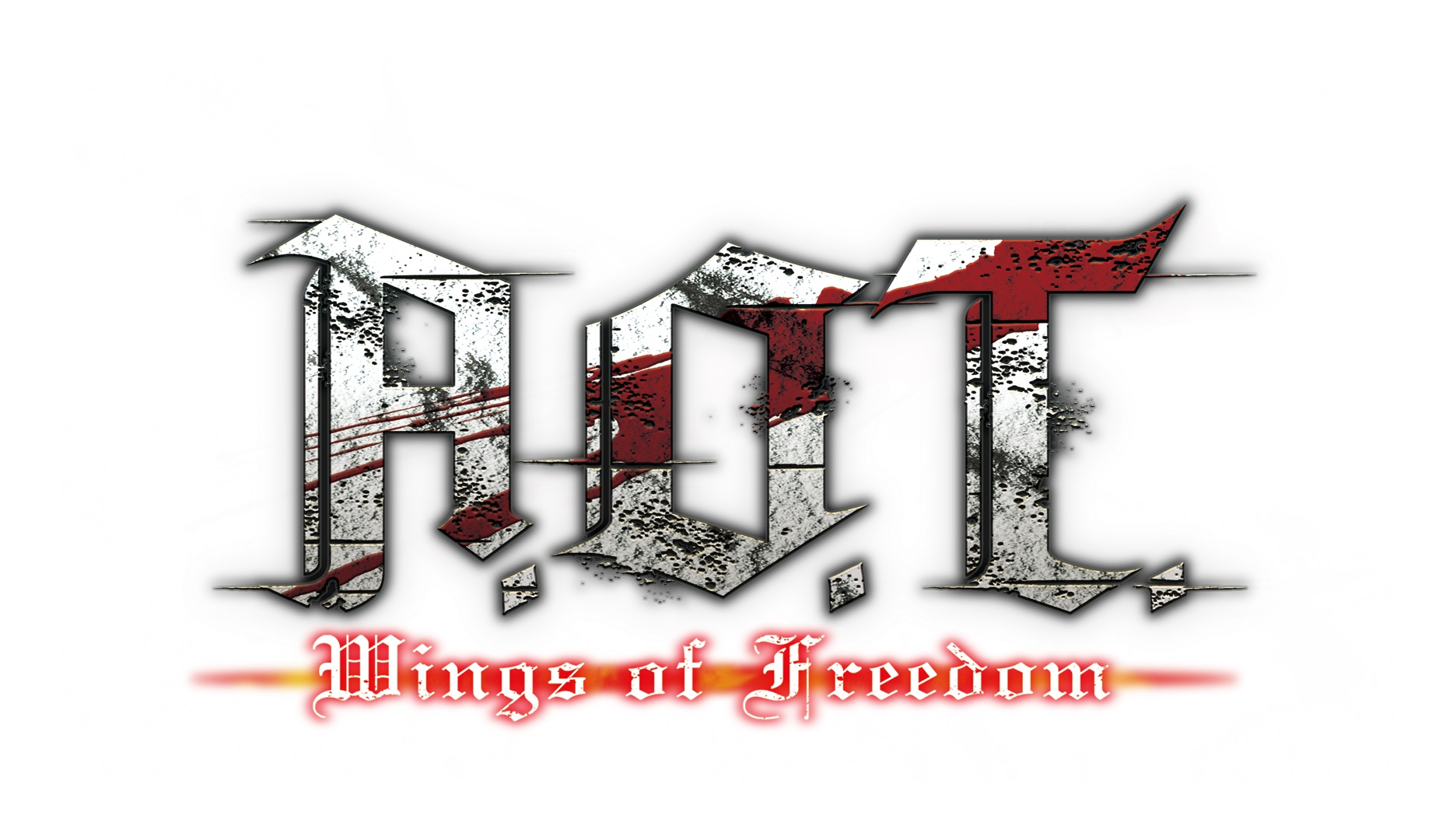 Attack on Titan Wings of Freedom logo