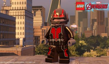 LEGO Marvel's Avengers, disponibile l'Ant-Man DLC Pack
