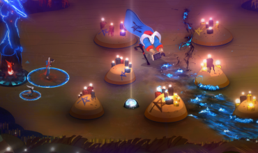 I Supergiant Games annunciano Pyre