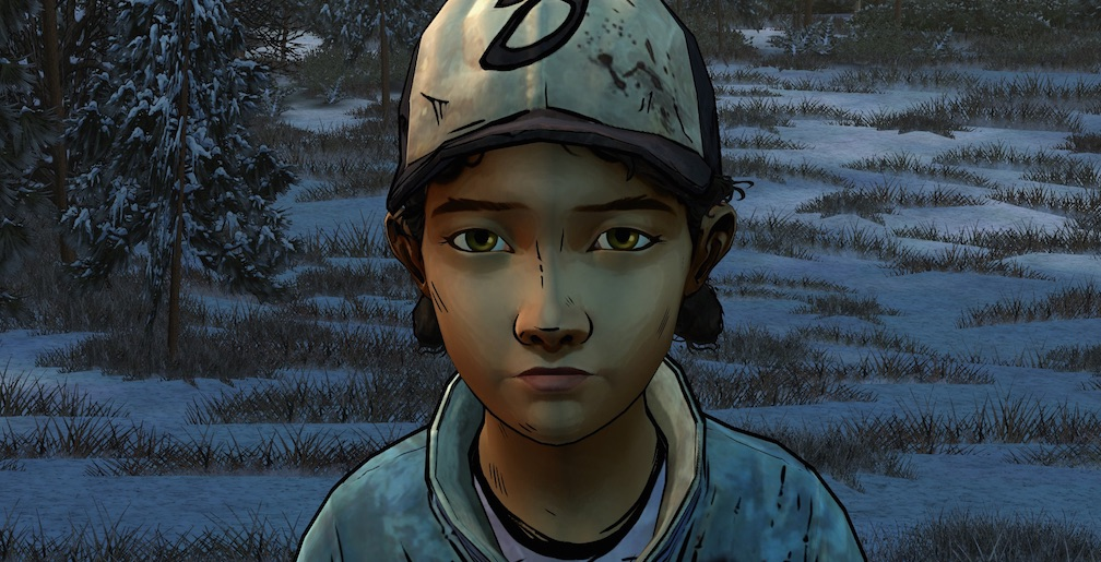 clementine the walking dead header