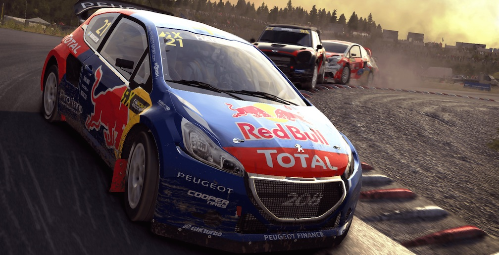 Photo of Codemasters annuncia Dirt 4