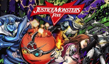 Square Enix annuncia Justice Monsters Five