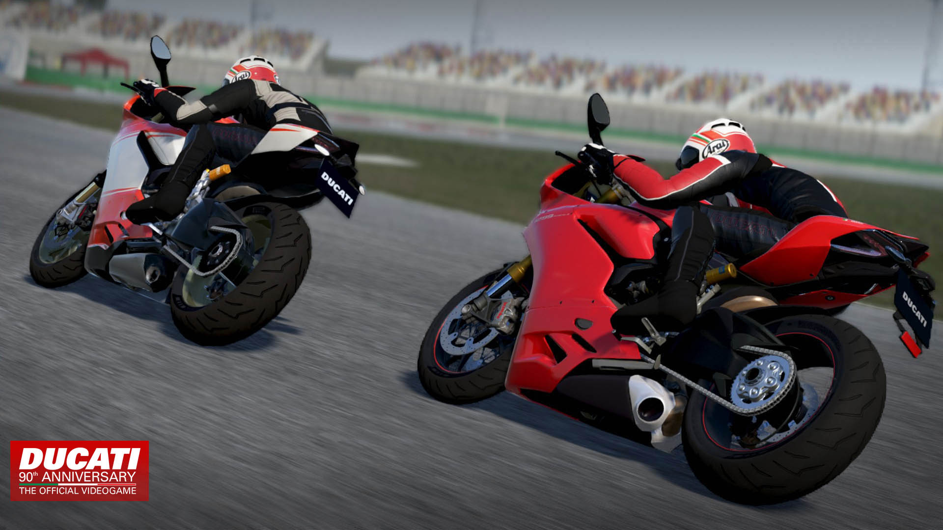 Ducati 90th Anniversary the Official Videogame 1