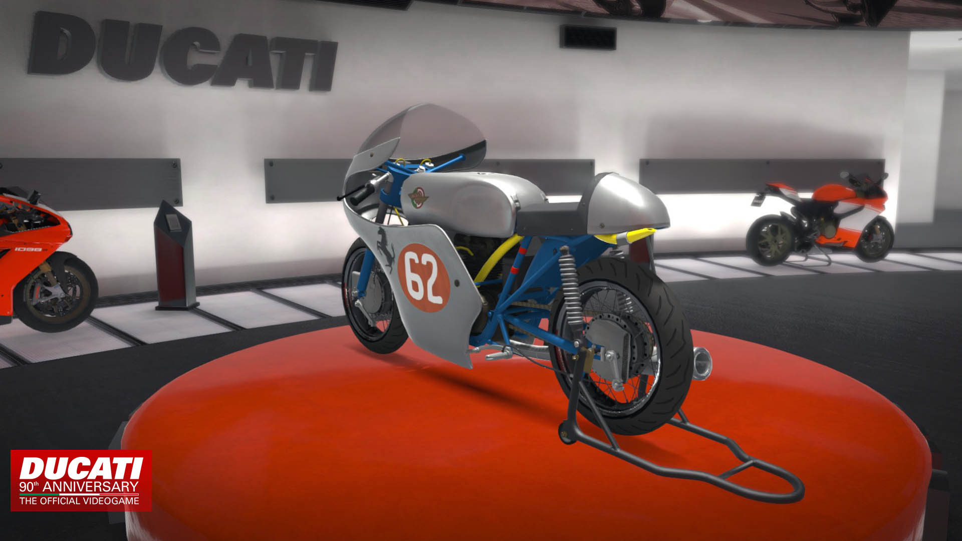 Ducati 90th Anniversary the Official Videogame 2