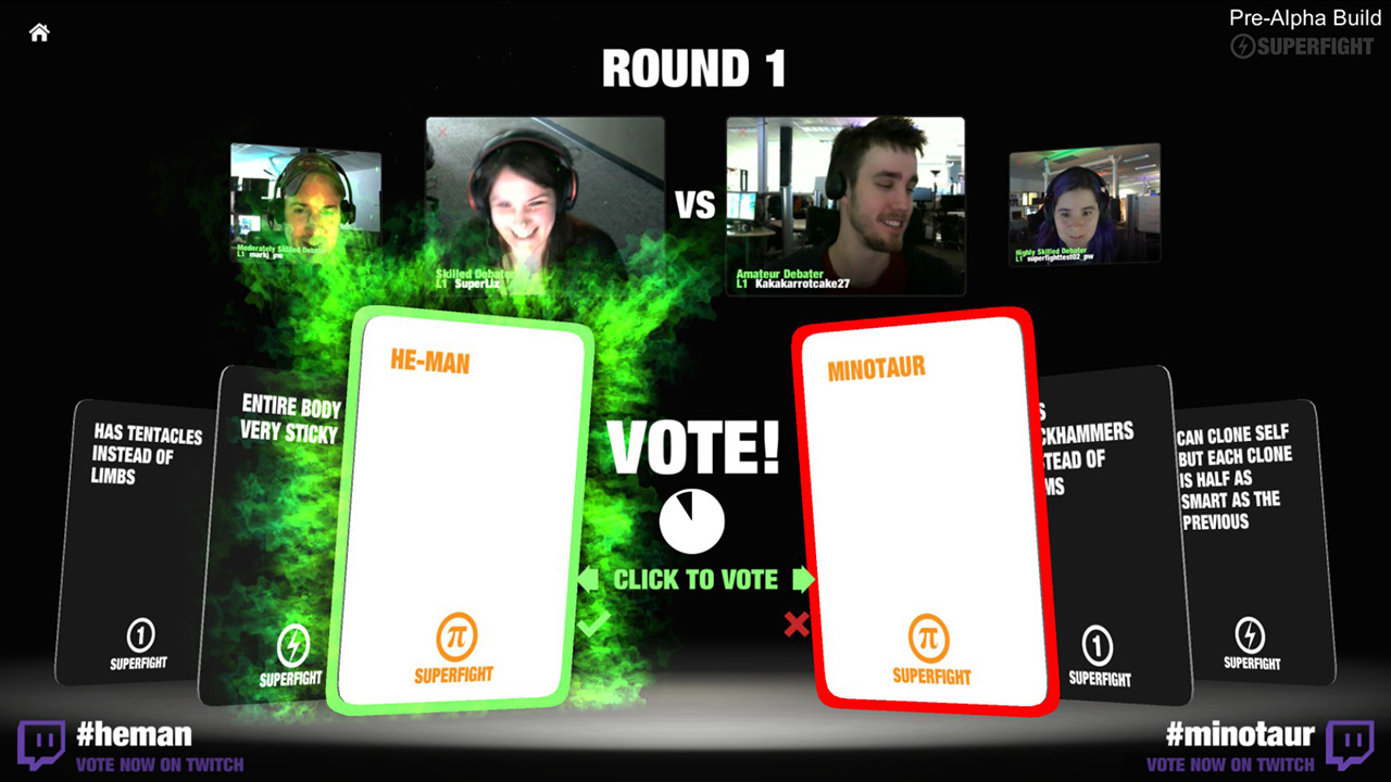 SUPERFIGHT screenshot