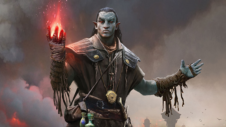 The Elder Scrolls Legends Dark Elf