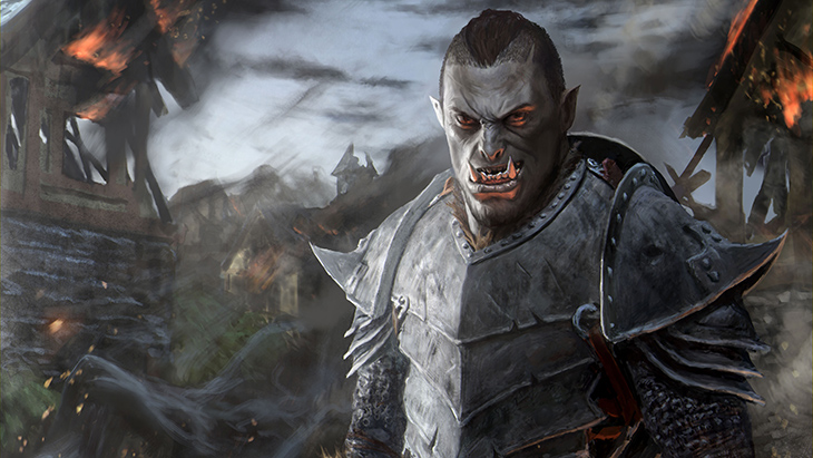 The Elder Scrolls Legends Orc