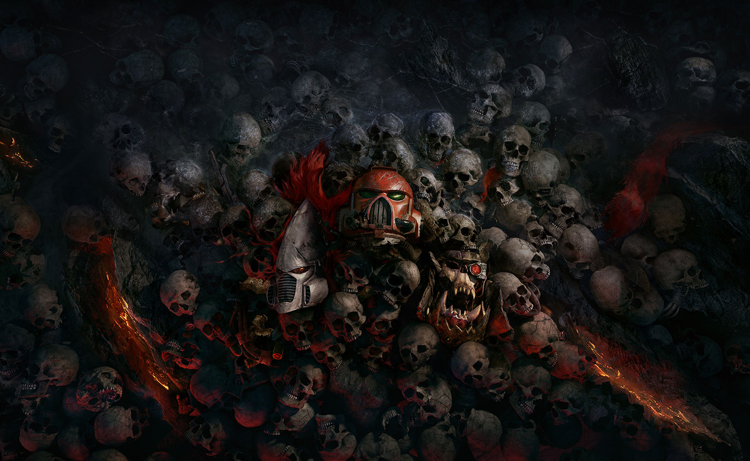 Warhammer 40,000 Dawn of War III KeyArt