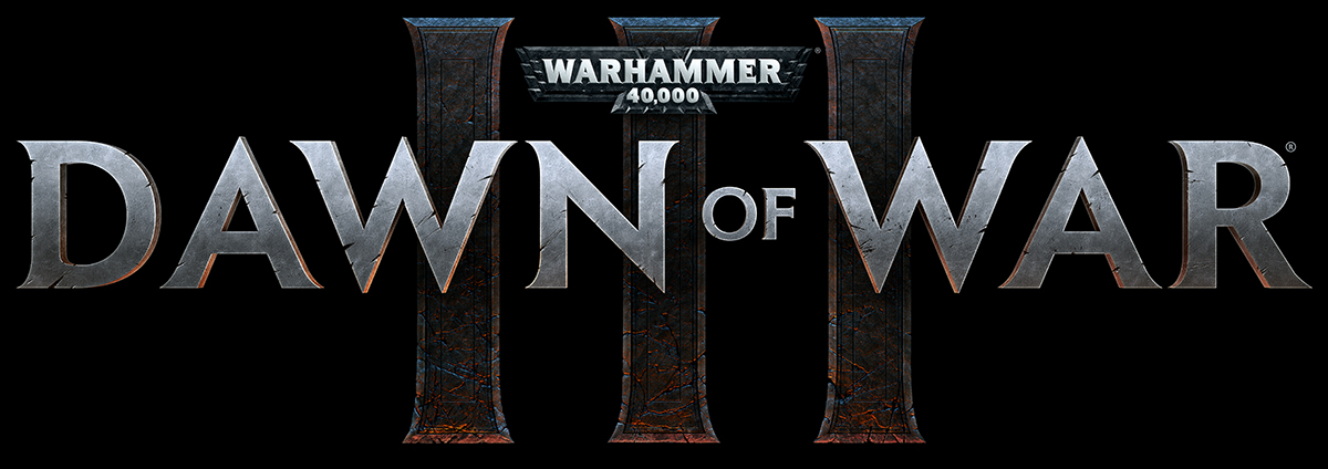 Warhammer 40,000 Dawn of War III Logo
