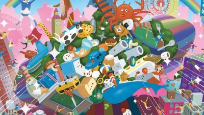 Amazing Katamari Damacy disponibile su iOS e Android