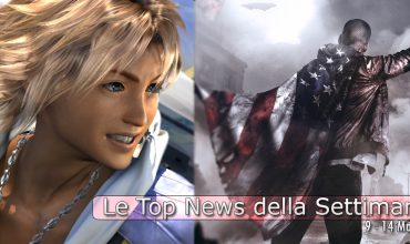 Le Top News della Settimana: Final Fantasy, DOOM, The Witcher 3, One Piece, Homefront…