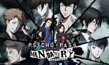 PSYCHO-PASS: Mandatory Happiness in arrivo a settembre