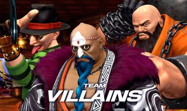 The King of Fighters XIV, nuovo trailer Team Cattivi