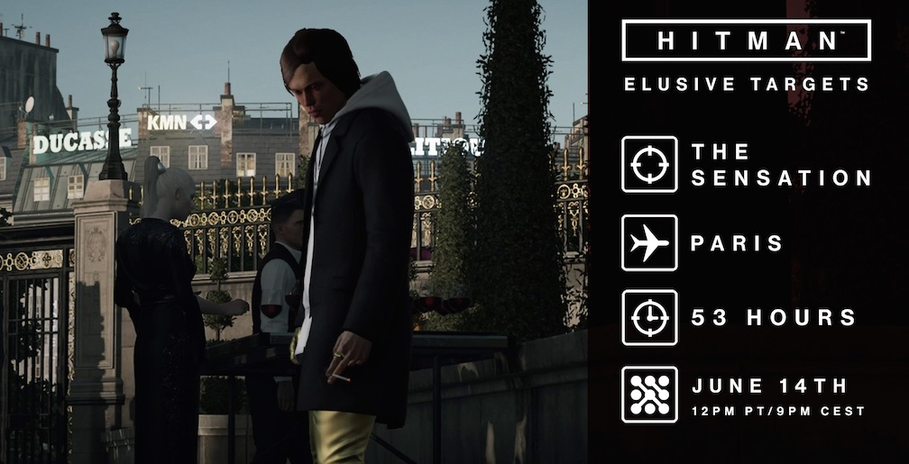 Photo of E3 2016: Hitman, nuovo Elusive Target in arrivo