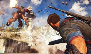 Just Cause 3: Mech Land Assault disponibile per i possessori dell'Expansion Pass