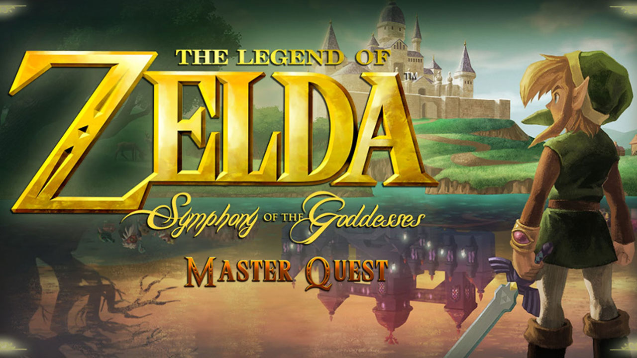 Photo of Data italiana per The Legend of Zelda: Symphony of the Goddesses – Master Quest