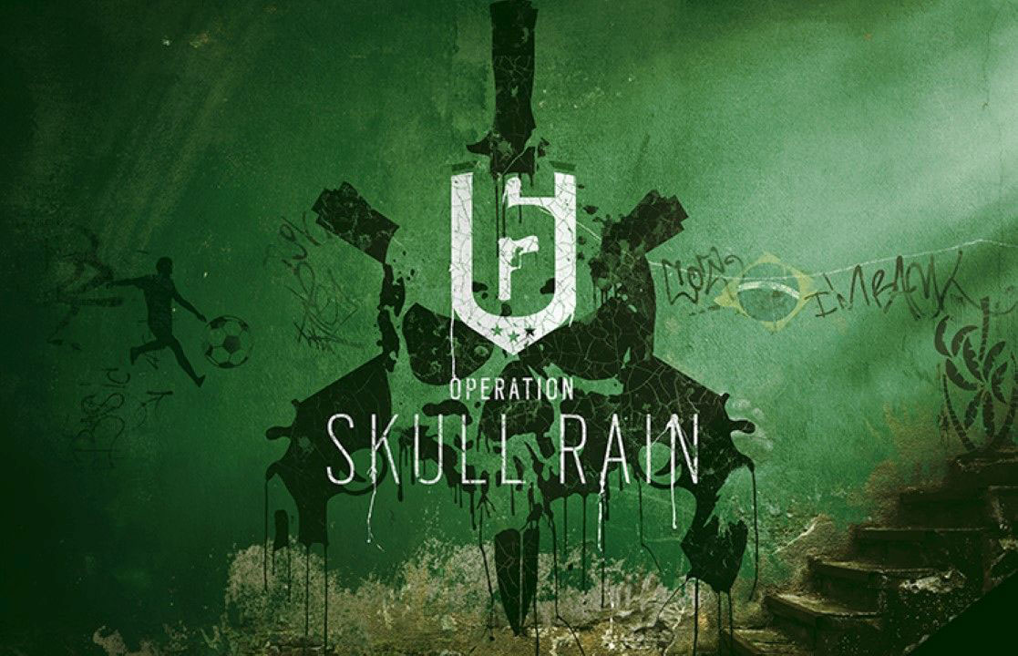 Tom Clancy's Rainbow Six Siege Skull Rain