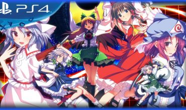 Touhou Genso Rondo: Bullet Ballet, character trailer