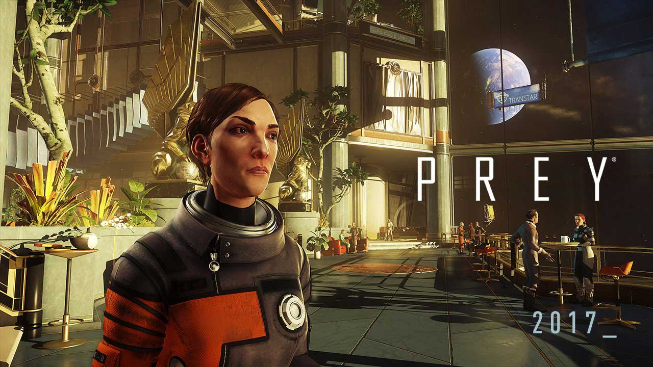 Prey Gamescom