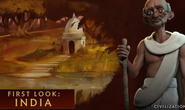 Mahatma Gandhi guiderà l'India in Sid Meier's Civilization VI