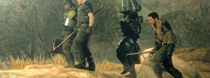 Gamescom 2016 – Konami annuncia Metal Gear Survive