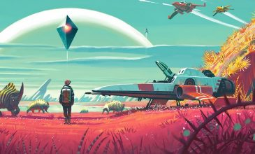 Nuovo trailer per No Man's Sky Next