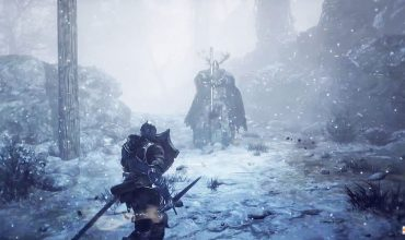 Dark Souls III, gameplay di Ashes of Ariandel dal TGS