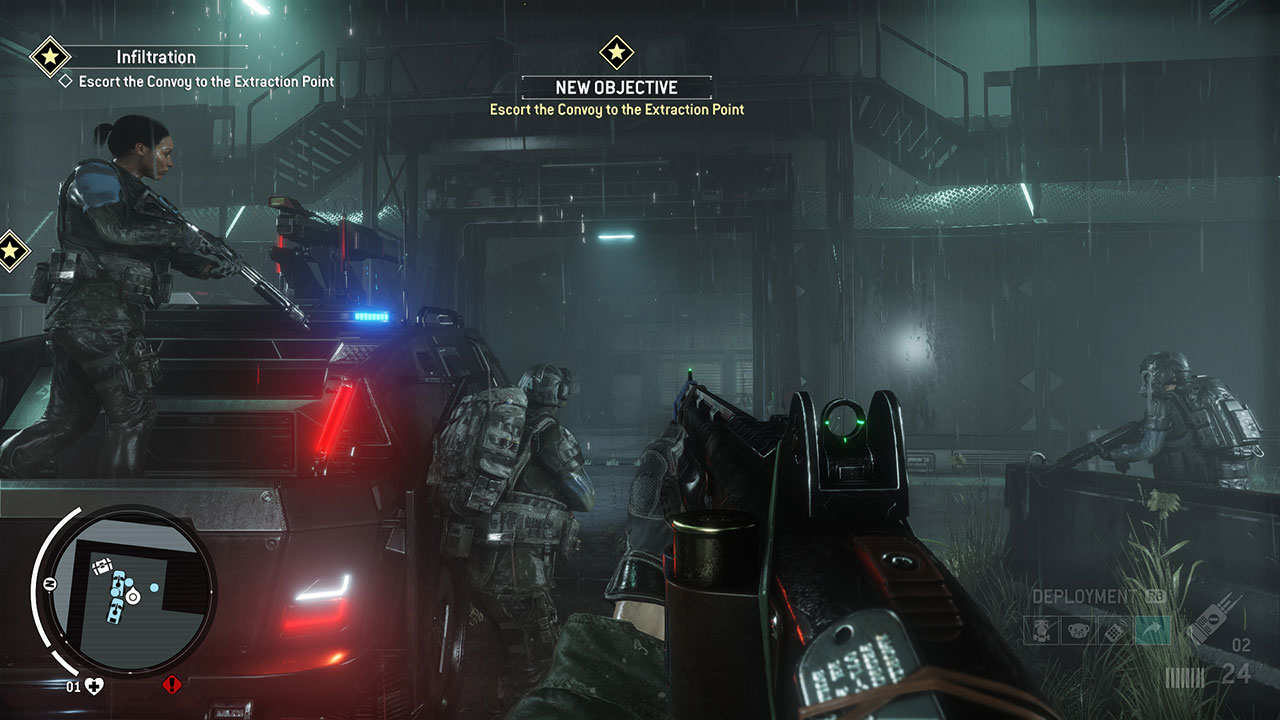 Homefront The Revolution nuove missioni Resistance Mode