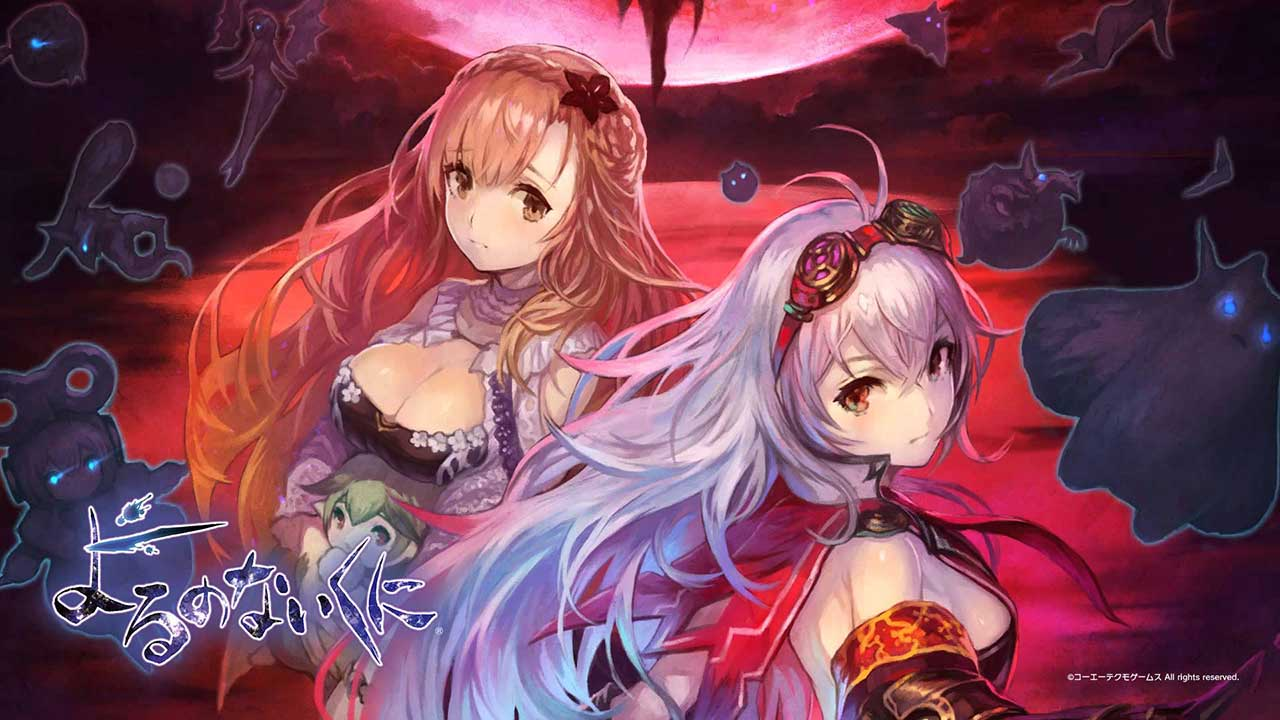 Nights of Azure 2 art01
