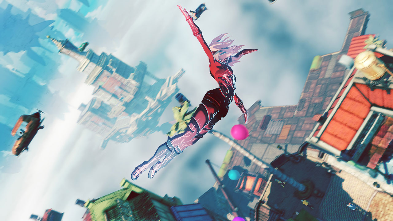 demo di Gravity Rush 2