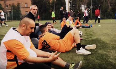 Crazy for Football, di Volfango De Biasi, alla Festa del cinema di Roma