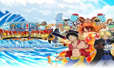 One Piece: Thousand Storm sbarca sul mercato mobile