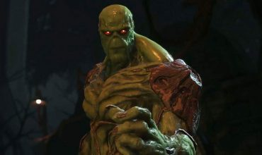 Injustice 2, gameplay trailer di Swamp Thing