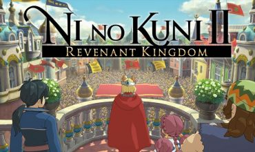 Ni No Kuni II, nuovo trailer al Golden Joystick Awards