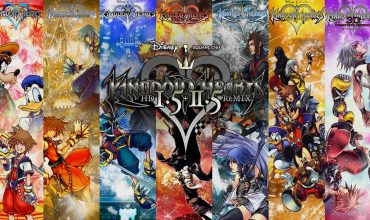 Disponibile aggiornamento gratuito per Kingdom Hearts HD 1.5 + 2.5 ReMIX