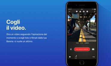 Apple presenta Clips, la nuova App per creare video espressivi