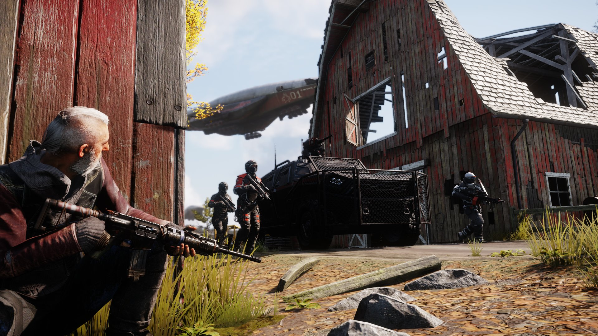 Photo of Homefront: The Revolution, arriva il terzo e ultimo DLC, Beyond the walls