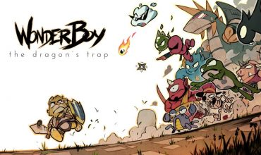 Wonder Boy The Dragon's Trap pronto per essere pubblicato