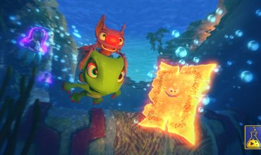 Una data per la versione Switch di Yooka-Laylee!