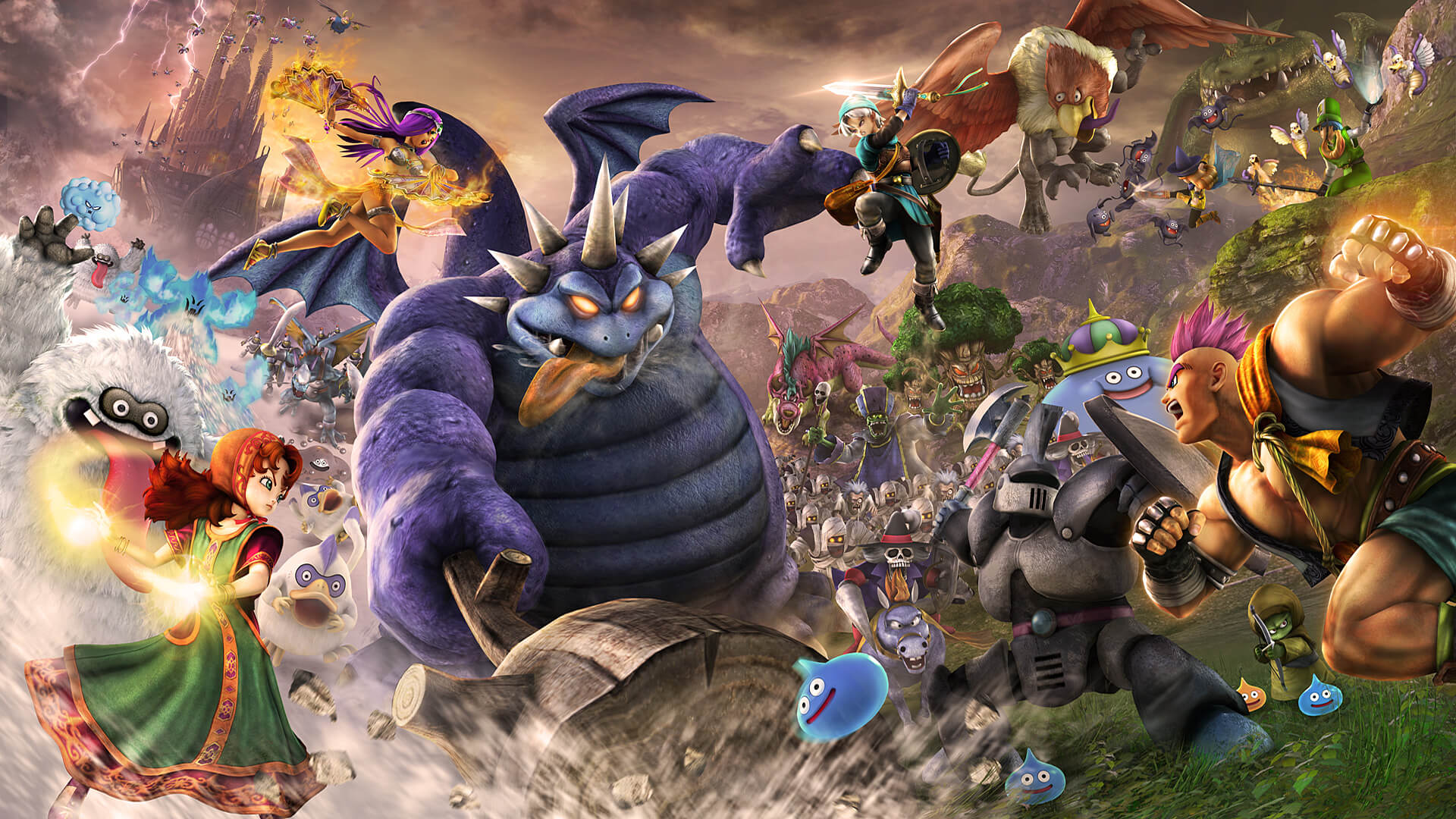 Photo of Dragon Quest Heroes II – Recensione