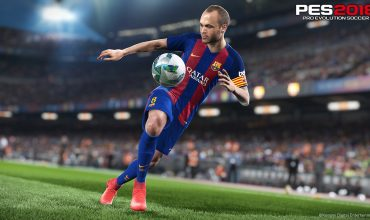 PES 2018 si mostra in video all'E3
