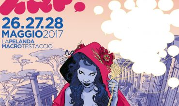 ARF! Festival 2017 – Roma in festa tra cartoon e fumetti!