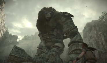 Video off-screen di Shadow of the Colossus su PS4