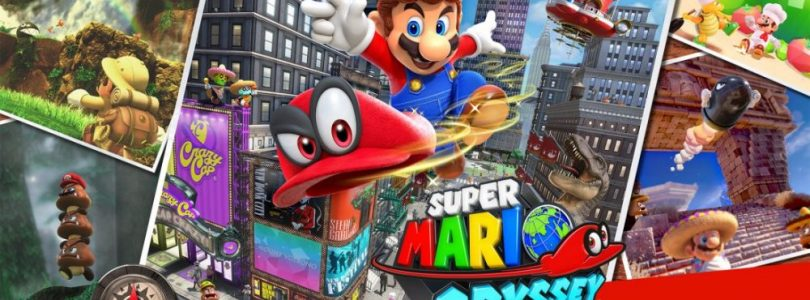 Nuove tappe per Nintendo Switch il Tour in onore a Super Mario Odyssey