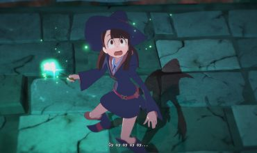 Little Witch Academia: Chamber of Time – Un nuovo trailer giapponese mostra sfiziosissime scene gameplay