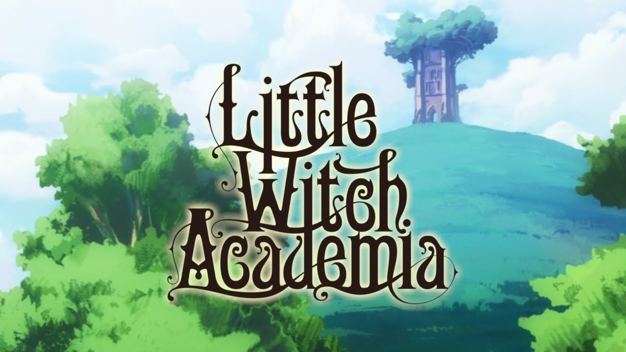 Photo of Little Witch Academia: Chamber of Time, pubblicato lo story trailer